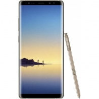 Смартфон Samsung Galaxy Note 8 Желтый топаз (N950F)