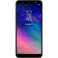 Смартфон Samsung Galaxy A6 Plus 2018 Золотой (A605)