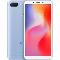 Смартфон Xiaomi Redmi 6 4/64GB Blue