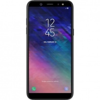 Смартфон Samsung Galaxy A6 2018 Black (A600)