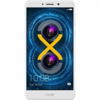 Смартфон Honor 6X 32 Gb Silver