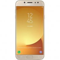 Смартфон Samsung Galaxy J7 2017 Gold