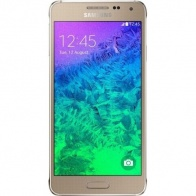 Смартфон Samsung Galaxy Alpha G850 Золотой