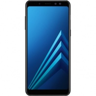 Смартфон Samsung Galaxy A8 2018 Black