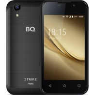 Смартфон BQ-4072 Strike mini black