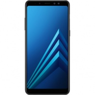 Смартфон Samsung Galaxy A8 Plus 2018 Black