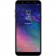 Смартфон Samsung Galaxy A6 Plus 2018 Черный (A605)