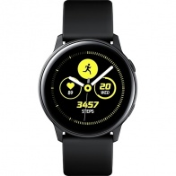 Смарт-часы Samsung Galaxy Watch Active (R500) Черный сатин