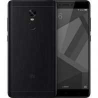 Смартфон Xiaomi Redmi Note 4X 32Gb Black