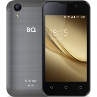 Смартфон BQ-4072 Strike mini gray