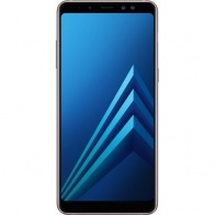 Смартфон Samsung Galaxy A8 Plus 2018 Blue