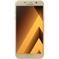 Смартфон Samsung Galaxy A7 2017 Gold (A720)
