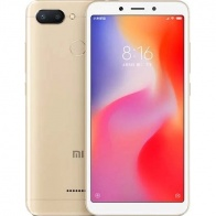 Смартфон Xiaomi Redmi 6 4/64GB Gold