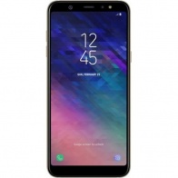 Смартфон Samsung Galaxy A6 2018 Gold (A600)