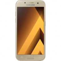 Смартфон Samsung Galaxy A3 2017  Gold (A320)