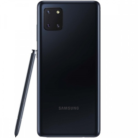Смартфон Samsung Galaxy Note 10 Lite 128 Гб Черный