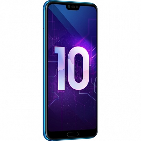 Смартфон Honor 10 64gb Blue