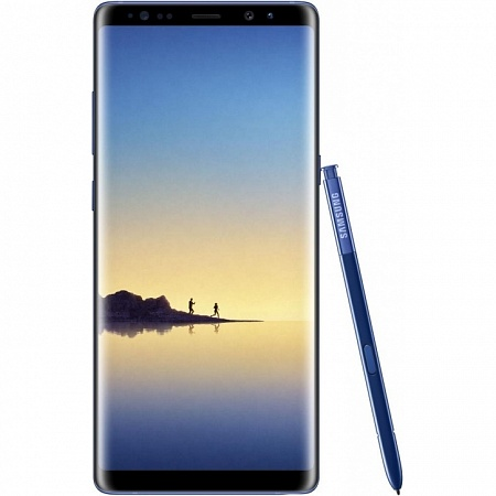 Смартфон Samsung Galaxy Note 8 Синий сапфир (N950F)