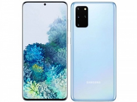 Смартфон Samsung Galaxy S20 Plus 128 Гб Голубой