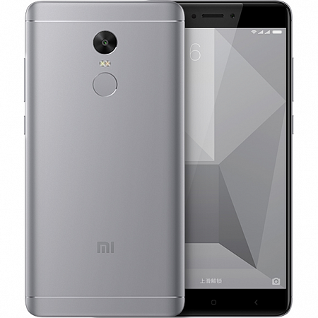 Смартфон Xiaomi Redmi Note 4X 32 Гб Серый