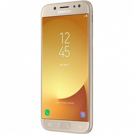 Смартфон Samsung Galaxy J5 2017 Gold