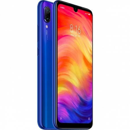Смартфон Xiaomi Redmi Note 7 3/32 Гб Синий