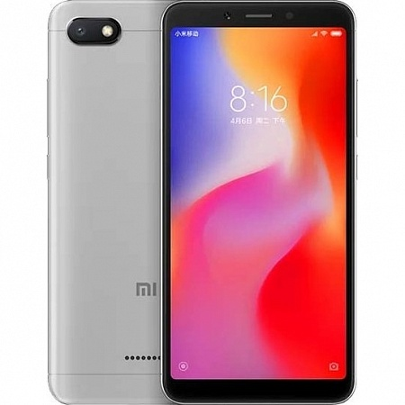 Смартфон Xiaomi Redmi 6A 2/32Gb Grey