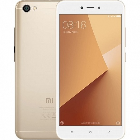 Смартфон Xiaomi Note 5A 16Gb Gold