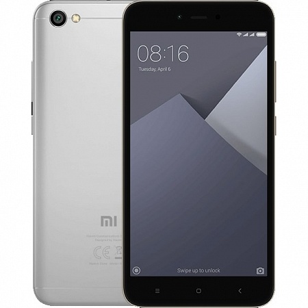 Смартфон Xiaomi Note 5A 32Gb Gray