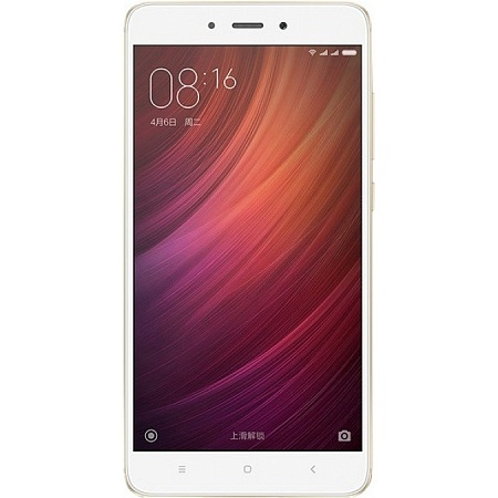 Смартфон Xiaomi Redmi Note 4X 64Gb Gold