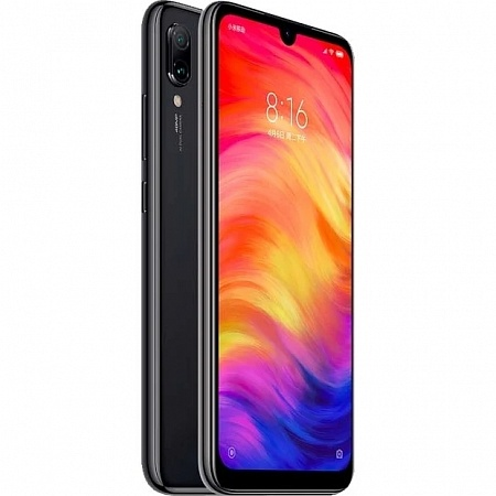 Смартфон Xiaomi Redmi Note 7 4/64 Гб Черный